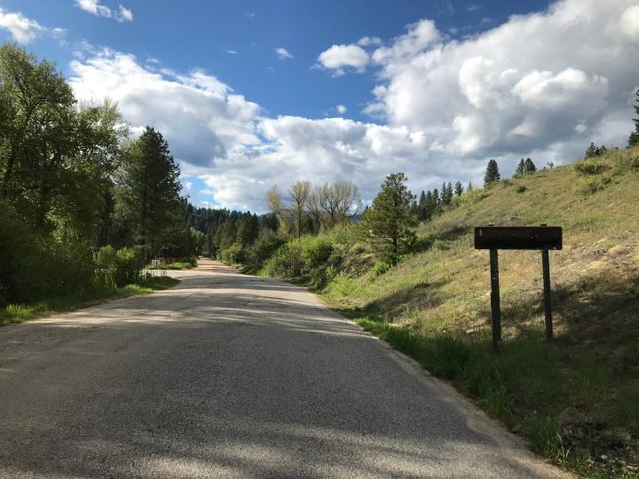 Grimes Creek Road